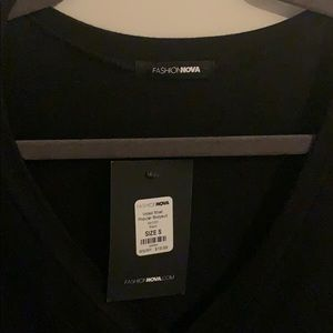 N W T fashion nova bodysuit
